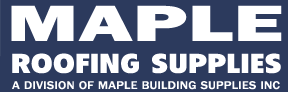 Maple Roofing Supplies | A Division of Maple Building Supplies Inc